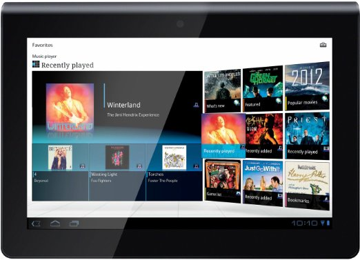 Sony Tablet S (SGPT111)