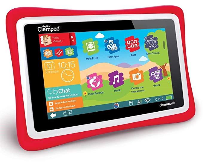 No Name Clementoni 69481.5 - Mein erstes Clempad Tablet