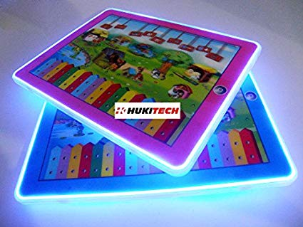 No Name HUKITECH Hochwertiges 3D Tablet für Kinder