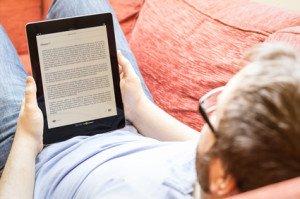 Ebook Reader oder Tablet Display schädlich für Augen?