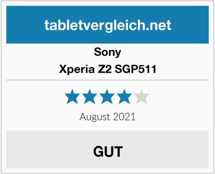 Sony Xperia Z2 SGP511 Test