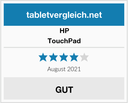 HP TouchPad Test