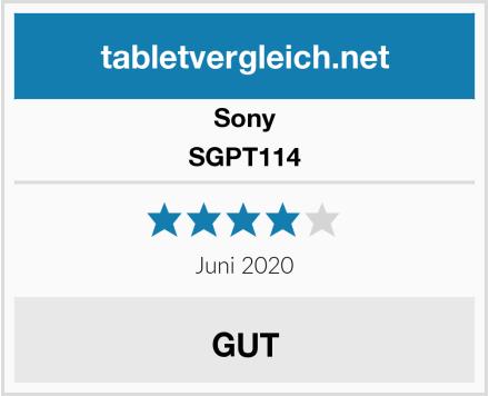Sony SGPT114 Test