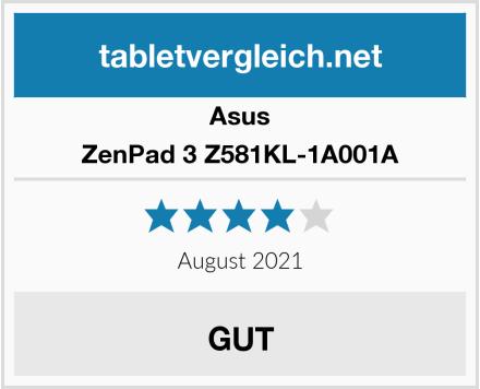 Asus ZenPad 3 Z581KL-1A001A Test