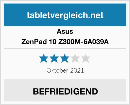 Asus ZenPad 10 Z300M-6A039A Test
