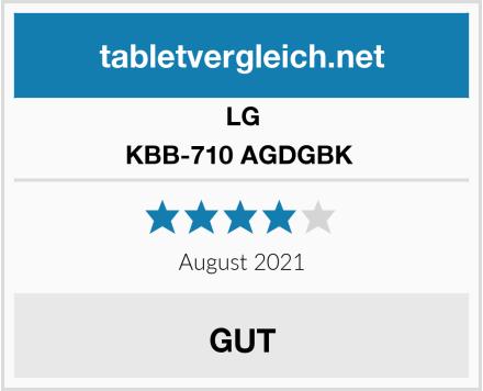 LG KBB-710 AGDGBK  Test