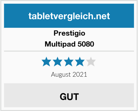 Prestigio Multipad 5080 Test