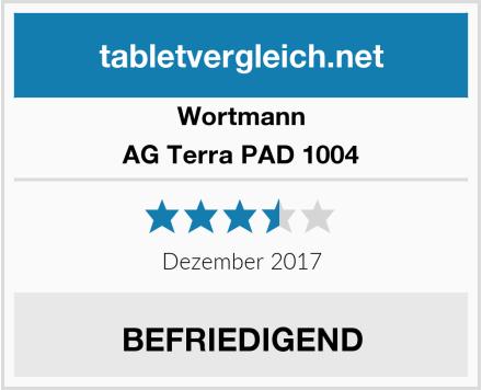 Wortmann AG Terra PAD 1004 Test