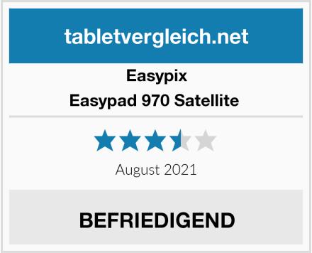 Easypix Easypad 970 Satellite  Test