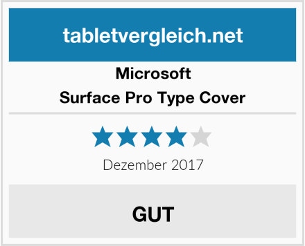 Microsoft Surface Pro Type Cover Test