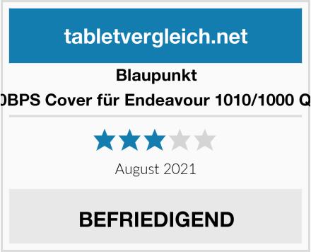 Blaupunkt 10BPS Cover für Endeavour 1010/1000 QC Test