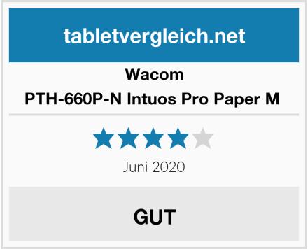 Wacom PTH-660P-N Intuos Pro Paper M  Test