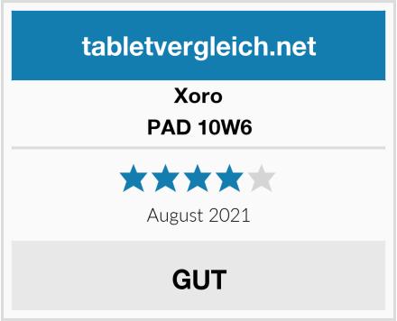 Xoro PAD 10W6 Test