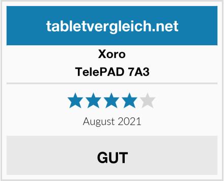 Xoro TelePAD 7A3 Test
