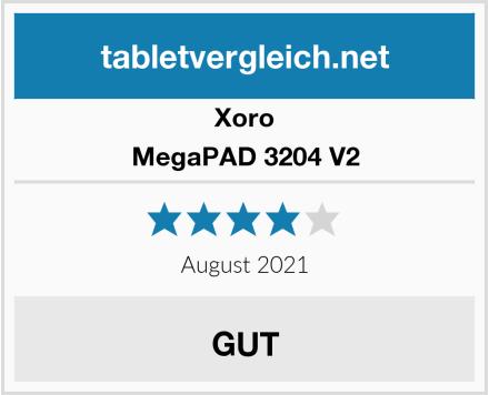 Xoro MegaPAD 3204 V2 Test