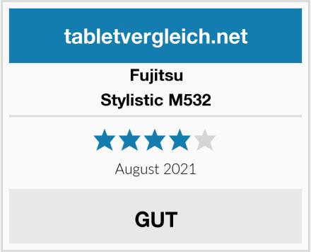 Fujitsu Stylistic M532 Test