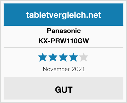 Panasonic KX-PRW110GW Test