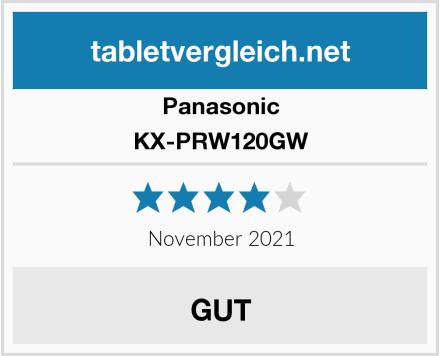 Panasonic KX-PRW120GW Test