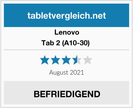 Lenovo Tab 2 (A10-30)  Test