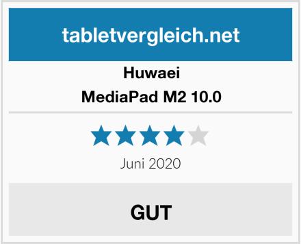 Huwaei MediaPad M2 10.0 Test