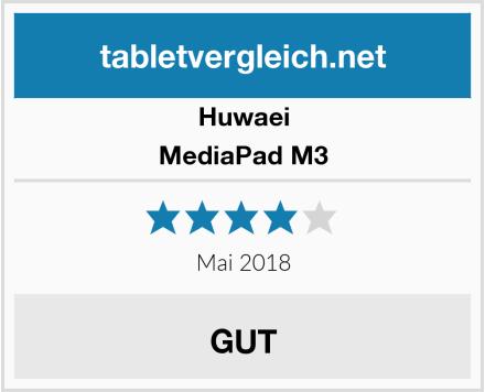 Huwaei MediaPad M3 Test