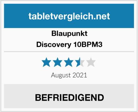 Blaupunkt Discovery 10BPM3 Test