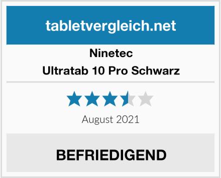 Ninetec Ultratab 10 Pro Schwarz Test