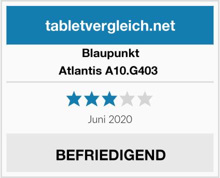Blaupunkt Atlantis A10.G403  Test