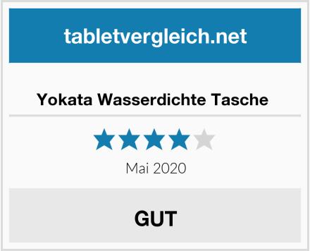 No Name Yokata Wasserdichte Tasche  Test