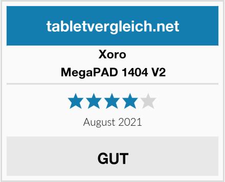 Xoro MegaPAD 1404 V2 Test