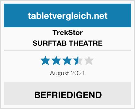 TrekStor SURFTAB THEATRE Test
