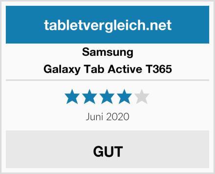 Samsung Galaxy Tab Active T365 Test
