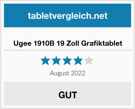 Ugee 1910B 19 Zoll Grafiktablet Test