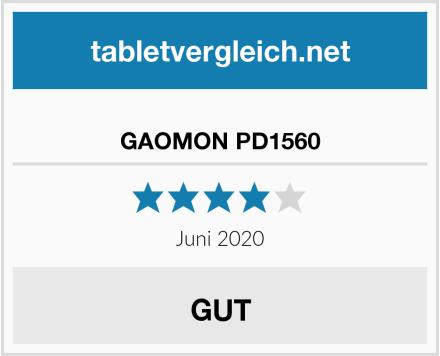 No Name GAOMON PD1560 Test