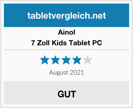 Ainol 7 Zoll Kids Tablet PC Test