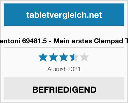 Clementoni 69481.5 - Mein erstes Clempad Tablet Test