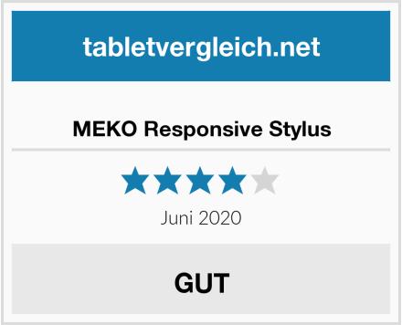 MEKO Responsive Stylus Test