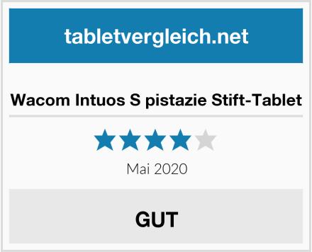 Wacom Intuos S pistazie Stift-Tablet Test