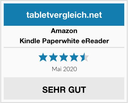Amazon Kindle Paperwhite eReader Test