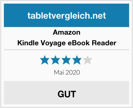 Amazon Kindle Voyage eBook Reader Test