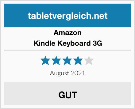 Amazon Kindle Keyboard 3G Test