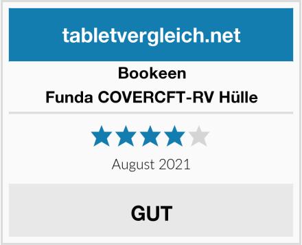 Bookeen Funda COVERCFT-RV Hülle Test