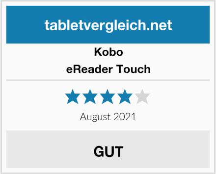Kobo eReader Touch Test