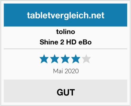 Tolino Shine 2 HD eBo Test