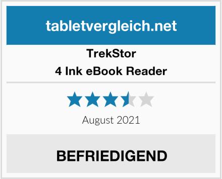 TrekStor 4 Ink eBook Reader Test