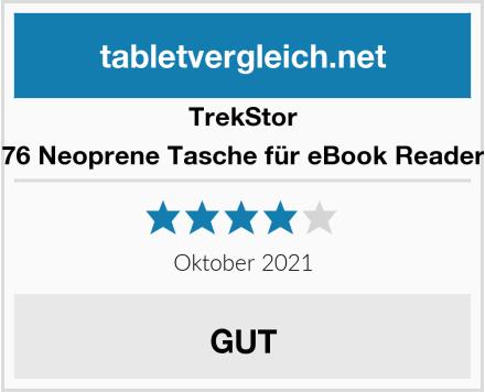TrekStor 30276 Neoprene Tasche für eBook Reader 3.0 Test