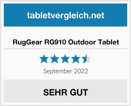 RugGear RG910 Outdoor Tablet Test