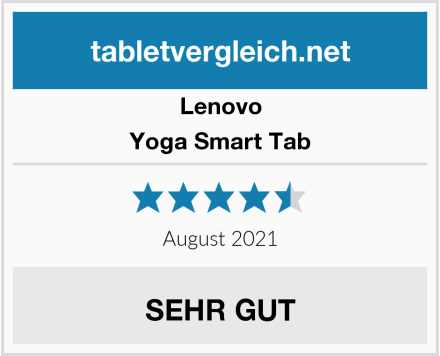 Lenovo Yoga Smart Tab Test
