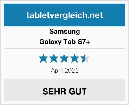 Samsung Galaxy Tab S7+ Test