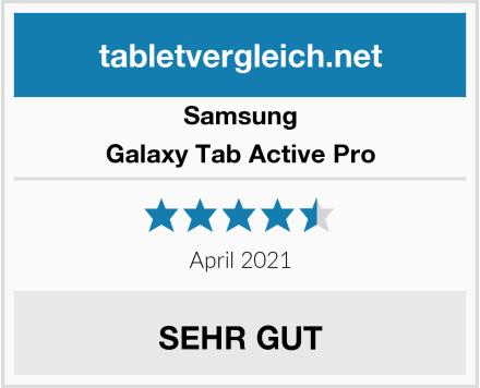 Samsung Galaxy Tab Active Pro Test